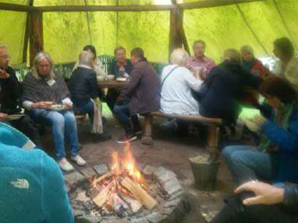 Familiedag bij Wohali in de Gathering